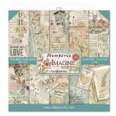 Stamperia -  Imagine 12x12 Inch Paper Pack
